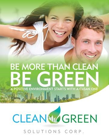 clean green