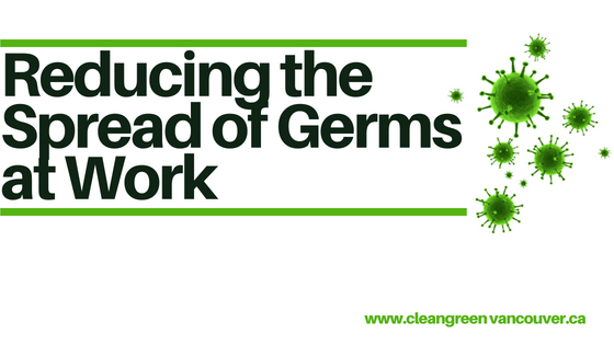 spread of germs at work